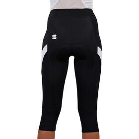 Sportful Neo Pantalones Mujer, negro/blanco